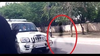 Ghost Accident Caught On Tape !!! Real Ghost Videos
