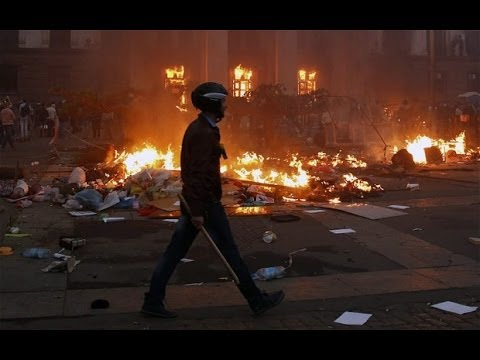 Odessa Fire: What Western media doesn't tell -- Full documentary 02.05.2014