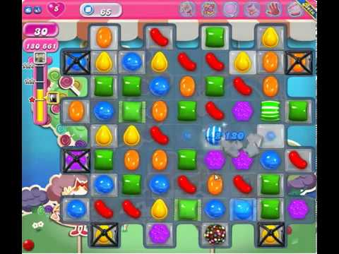 Candy Crush Level 65 Help - YouTube