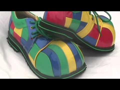 zapatos de payaso gio