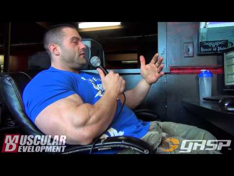 IFBB Pro Evan Centopani answers questions from the forum part one