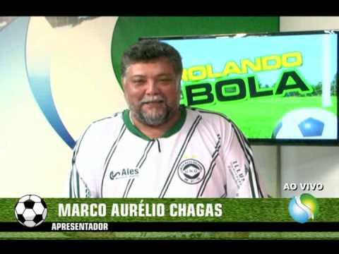 PROGRAMA ROLANDO A BOLA - CENTRAL TV (18/12/2014)