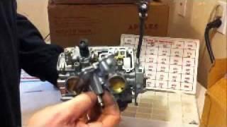 Carb Adjustment.wmv - YouTube