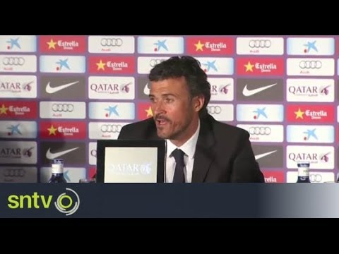 Luis Enrique: Messi is still important