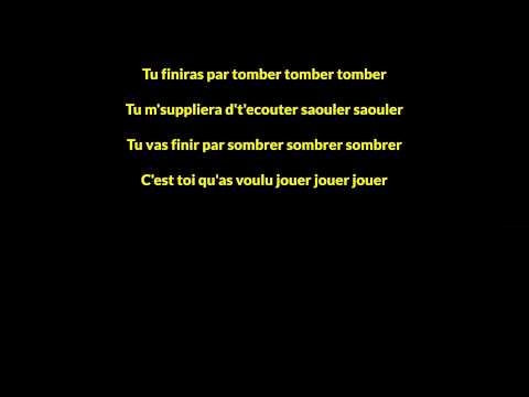 Vitaa Game Over Feat Maitre Gims Lyrics