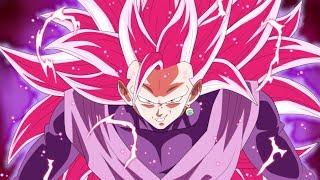 Goku Black/Zamasu All Forms And Transformations