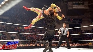 Sin Cara & Los Matadores Vs. The Shield: WWE Main Event