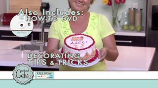 Provo Craft Cricut Cake Infomercial