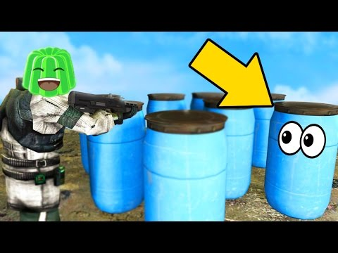 WILL JELLY SEE ME HERE!? (GMOD PROP HUNT FUNNY MOMENTS)