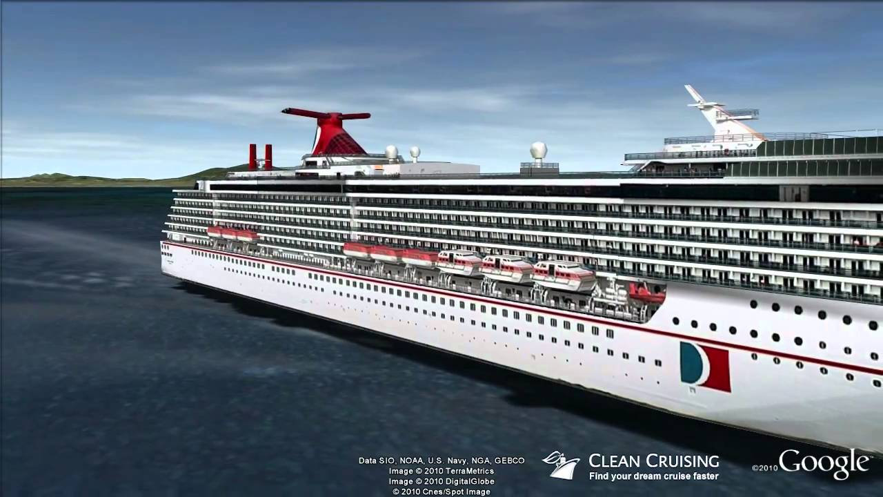Carnival Legend Virtual Ship Tour  YouTube