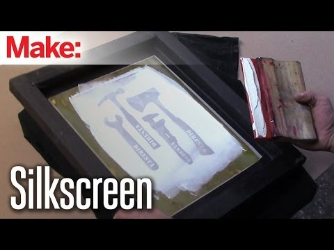 DiResta: Simple Silkscreening