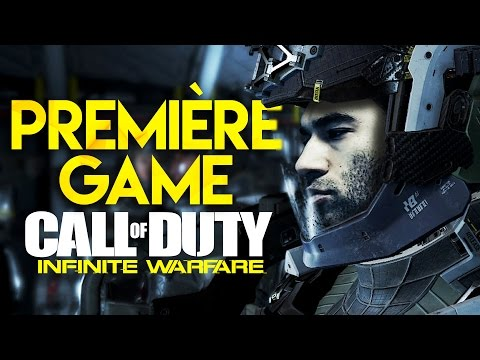 Ma PREMIERE Game sur INFINITE WARFARE