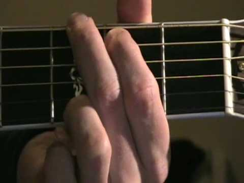 Beginner Guitar - Basic Major/Minor Chords