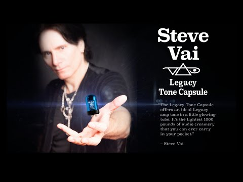 Boss Steve Vai Legacy Tone Capsule for Waza Amp Head