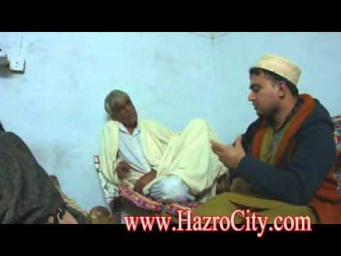 Sahadat Khan telling the history of Chhachhies people in 2310 R (Kacha Khou)
