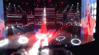 Sheila Haxhiraj - Gave my all (X Factor Albania 2 - Celebrity Guest)