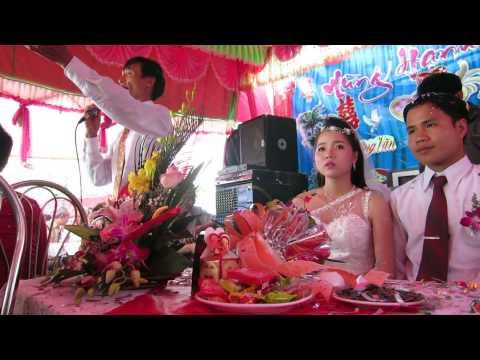Đám cưới quê - Nắng ấm quê hương
