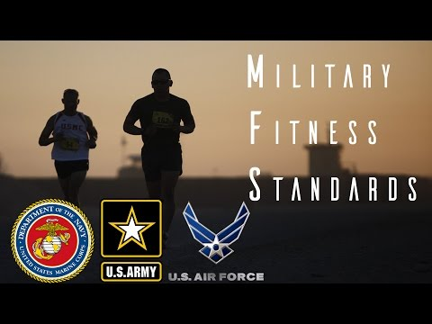 MILITARY  FITNESS STANDARDS