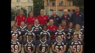 Tackle The World: 2013 Women's World Championships
