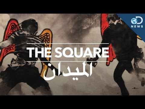 Screening Room: Egypt's Fight for 'The Square'