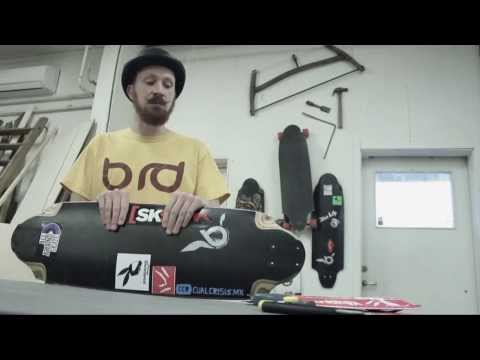 Longboarding, Albin Larsson Gets Vicious Grip