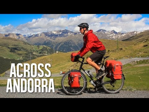ACROSS ANDORRA - Cycle Touring Documentary