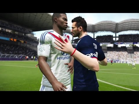 FIFA 15 Gameplay (PS4/Xbox One)