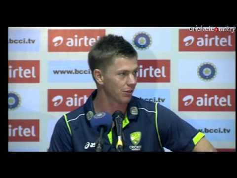 India vs Australia 2013: Xavier Doherty wants batsmen to learn from Vijay-Pujara partnership