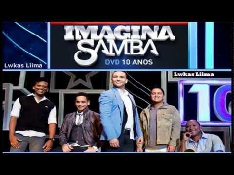 ImaginaSamba - Sem Vestígios | Ao Vivo DVD 2013