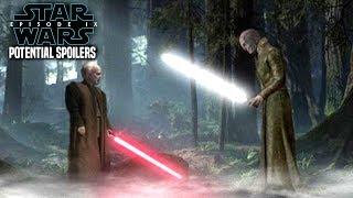 Star Wars Episode 9 Shocking Scene Of Snoke & Emperor Palpatine! SPOILERS - The Rise Of Skywalker