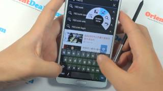 Samsung Galaxy Note 3 N9000 Clone? With AIR Gesture And