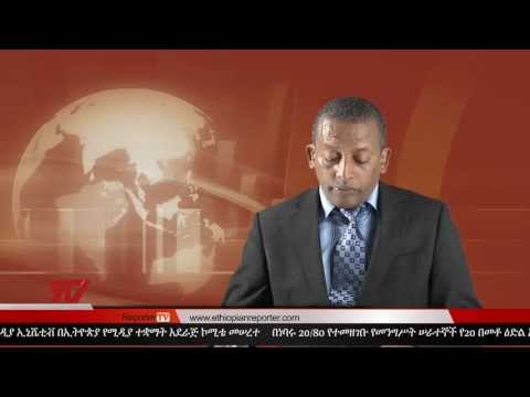 Ethiopian Reporter TV News June 16, 2013