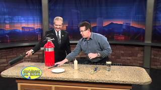 Lycopodium Powder Fireball Cool Science Demo