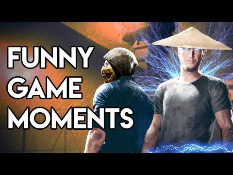 Funny Game Moments! - (Mortal Kombat, A Way Out, Dirty Bomb & More)