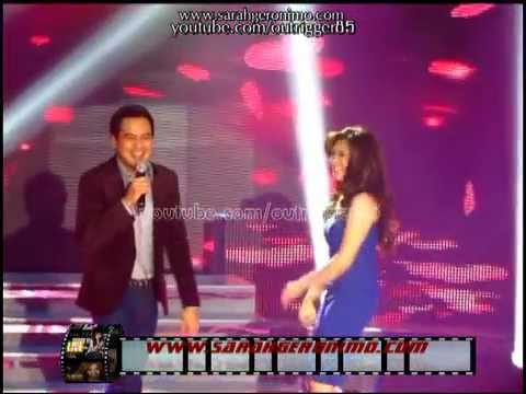 Sarah Geronimo & John Lloyd Cruz - Ikaw Lang Ang Aking Mahal duet OFFCAM (09Sep12)