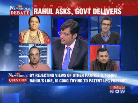 The Newshour Debate: LPG wish granted - Part 3 (30th Jan 2014)