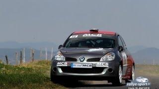 Vidéo Rallye du Velay-Auvergne 2013 Moulin Clio R3