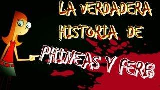 Creepypastosos La Verdadera Historia De Phineas Y Ferb