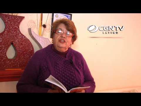 tiempo con Dios Miercoles 02 Enero 2013, Pastora Antonia Ramos