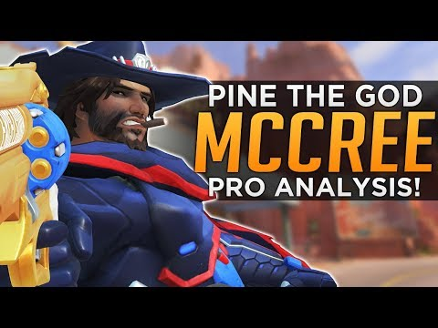 Overwatch: Why PINE Is a McCree GOD! - Pro Analysis