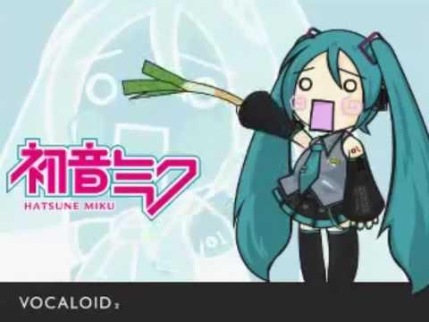 Ievan Polkka Vocaloid Remix!!!