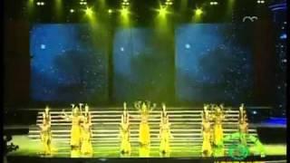 Danza China espectacular