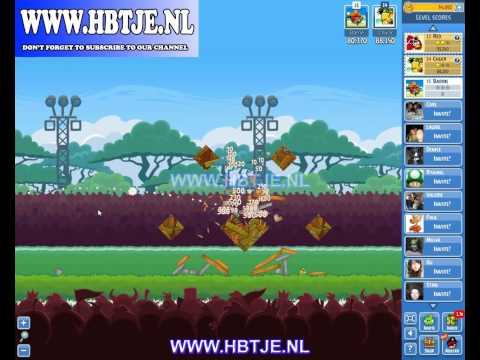Angry Birds Friends Tournament Level 2 Week 115 (tournament 2) no power-ups