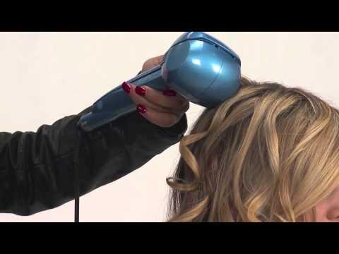 Enrolador de cabelo rowenta