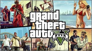 "Grand Theft Auto V PS3 Gameplay ""GTA 5"" Preview (HD"