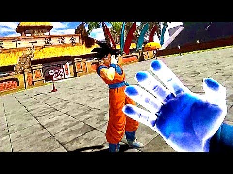 Dragon Ball VR Gameplay Trailer (VR Zone Shinjuku)