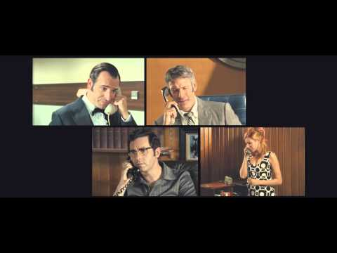 OSS 117 - LOST IN RIO : THE PHONE SCENE