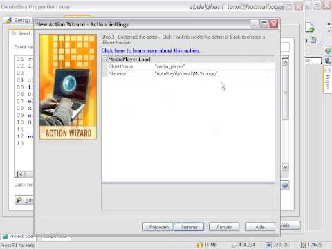 Auto play media studio cd maker part 2  lesson 41