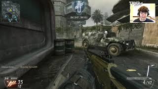 """SNIPING HDK CHALLENGE!"" - Dream Team v49 - Call of Duty: Black Ops 2"