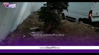 بالفيديو..لحظة العثورعلى متشرد جثة هامدة بالدارالبيضاء | بــووز